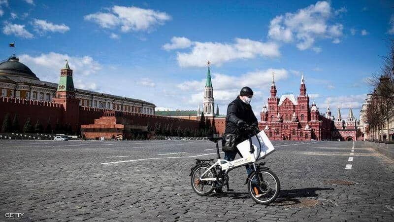 خبرنگاران تاکید پوتین بر حمایت از افرادی که به دلیل کرونا در روسیه بیکار شده اند