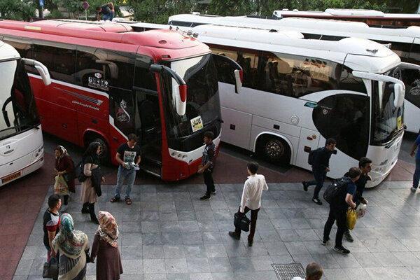 شروع مجدد فعالیت ناوگان حمل ونقل یزد