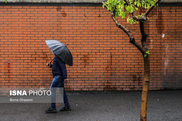 افزایش 19 درصدی بارش های خراسان رضوی در فروردین