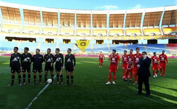 پشیمانی سپاهانی ها از عدم رویارویی با پرسپولیس، وقتی اصفهانی ها به بازی در ورزشگاه آزادی هم راضی اند