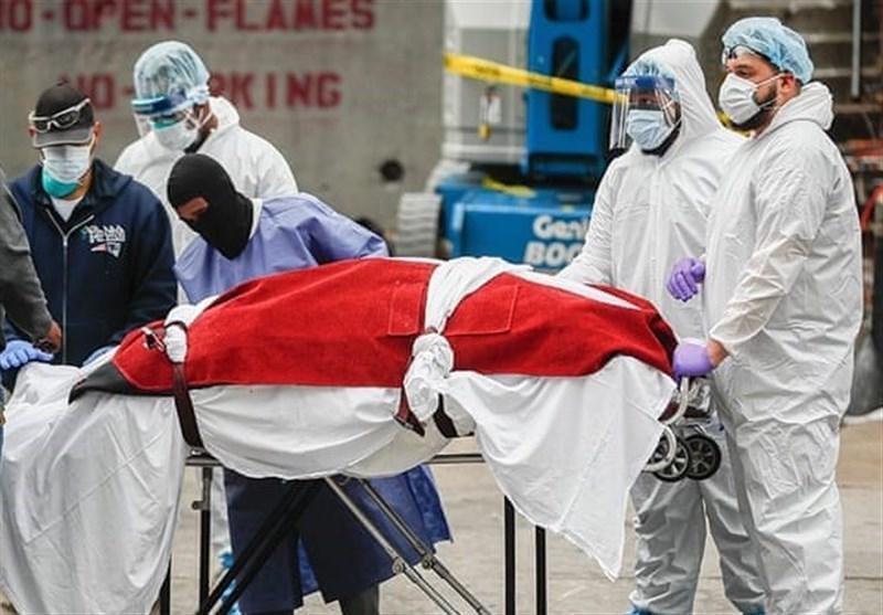 مرگ 450 نفر از بیماران مبتلا به کرونا در انگلیس طی 24 ساعت گذشته