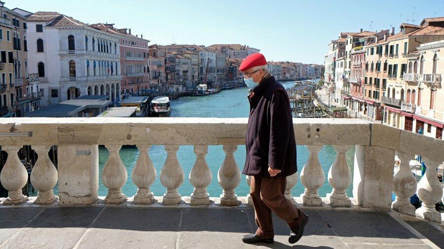 آسیب 20 میلیارد یورویی صنعت گردشگری ایتالیا