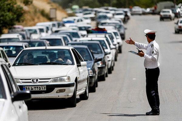 محدودیت ها و ممنوعیت های ترافیکی آخر هفته اعلام شد