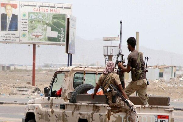 تشدید تنش میان مزدوران امارات و عربستان در جنوب یمن
