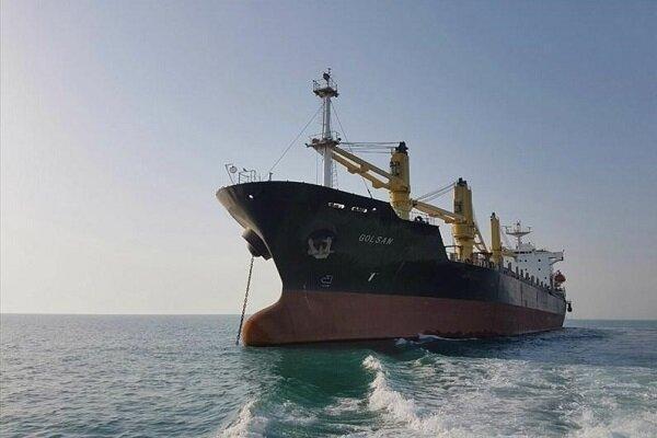 ششمین کشتی ایران در بندر لاگوئرا ونزوئلا پهلو گرفت