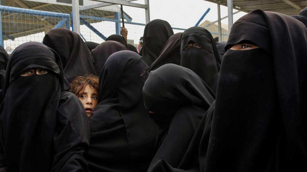 عروسان خاکسترنشین داعش