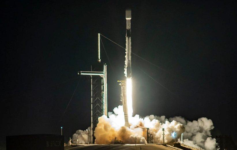 دهمین مأموریت پروژه استارلینک با موفقیت انجام شد