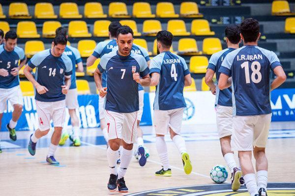 اسامی تیم های شرکت کننده در تورنمت فوتسال ایران مشخص شد