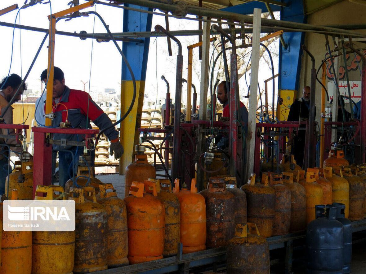 خبرنگاران تحویل سیلندر گاز مایع در خراسان رضوی الکترونیکی انجام می گردد