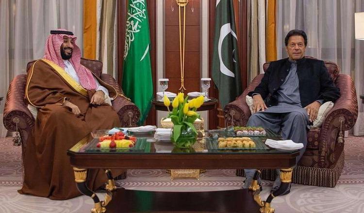 فصل سرد روابط عربستان و پاکستان