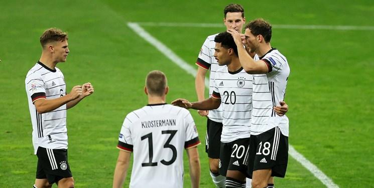 پیروزی سخت آلمان مقابل شاگردان شوچنکو، برد کم گل اسپانیا
