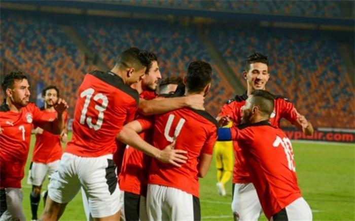 انتخابی جام ملت های آفریقا؛ مصر بدون صلاح طلسم شکنی کرد