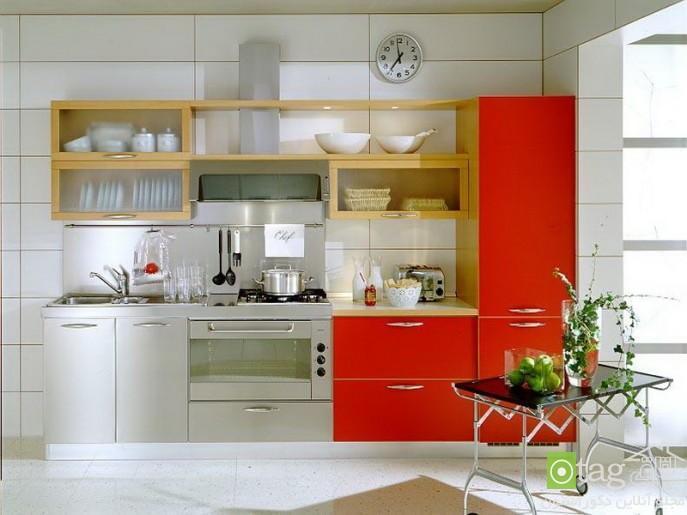 طرحهای نوین از تصاویر کابینت آشپزخانه امروزی