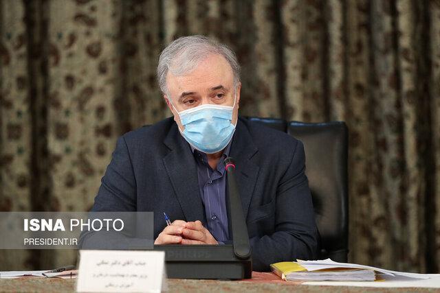 توضیحات وزیر بهداشت درباره آخرین اقدامات برای مقابله با کرونا