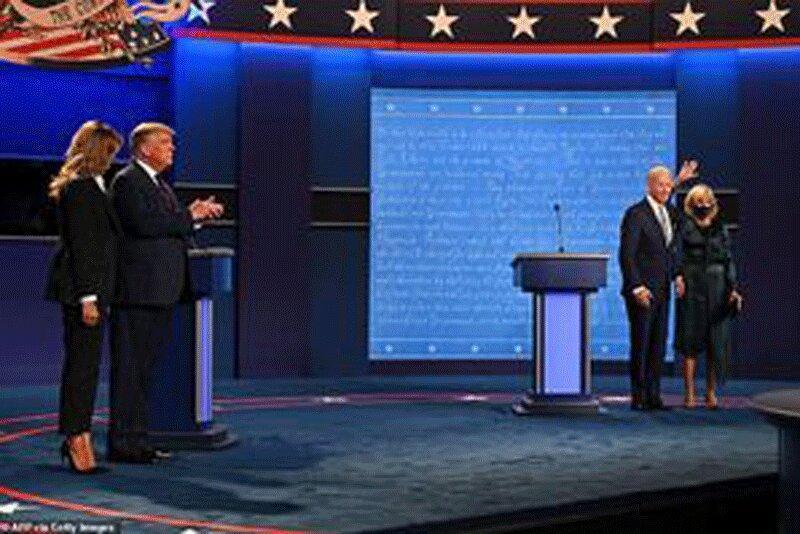 مناظره آخر تا چه میزان بر سبد رأی ترامپ و بایدن تاثیر می گذارد؟