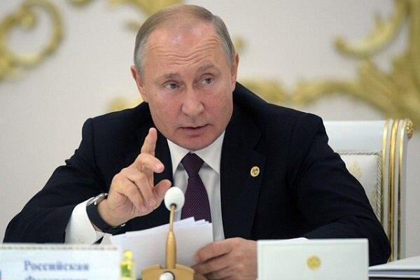 پوتین هشدار داد: جنگ تنها جایگزین آتش بس قره باغ است