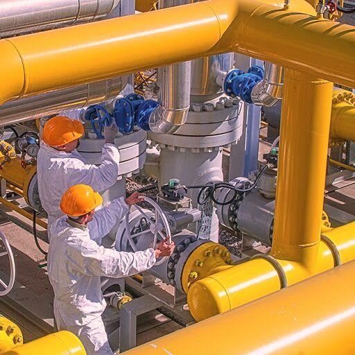 خبرنگاران ایستگاه های اندازه گیری و تقلیل فشار گاز بومی سازی شد
