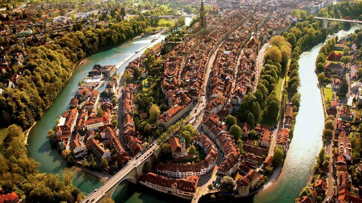 برن سوئیس ، پایتخت خرس ها