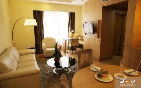 هتل 4 ستاره اوشن پرل گاردنیا؛اقامتی راحت در شهر پر جاذبه دهلی