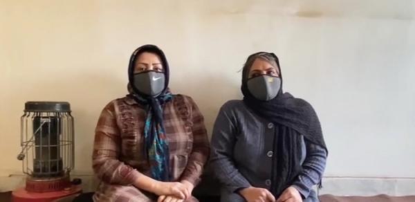 زندگی غریبانه 3 خانوار معلول در بلوار غریب کرمان