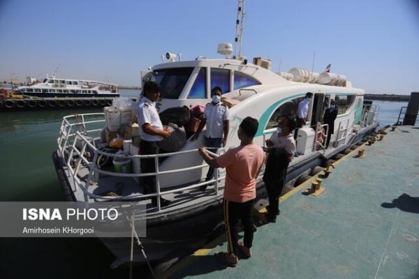 از تردد مسافران کرونا مثبت به جزایر ممانعت خواهد شد