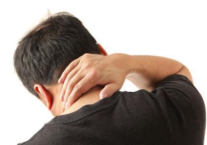درمان گردن درد با استفاده از روش های خانگی