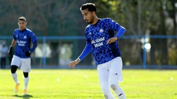 محسن کریمی بازی با پرسپولیس را از دست داد