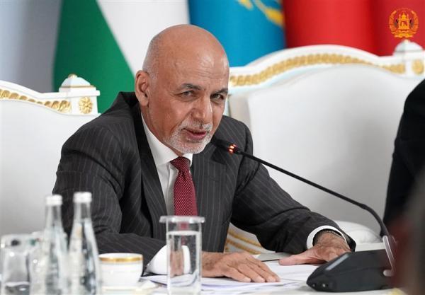 اشرف غنی در تاجیکستان: انتقال قدرت به وسیله انتخابات در افغانستان باید انجام گردد