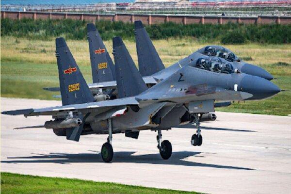 ورود 25 جنگنده چینی به خاک تایوان ، احتمال افزایش تنش ها