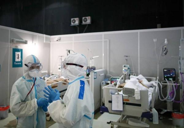 تعداد بیماران تحت درمان کرونا در روسیه به 275 هزار نفر کاهش یافت