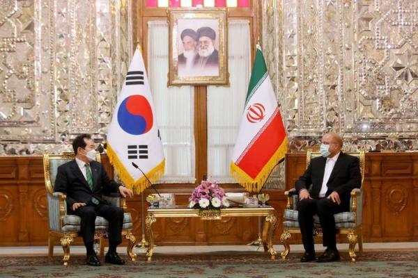 نقدها صریح قالیباف خطاب به نخست وزیر کره جنوبی