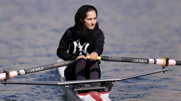 خبرنگاران حریفان قایقران همدانی در انتخابی المپیک معین شدند