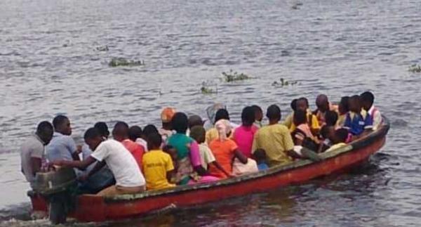 واژگونی یک قایق در نیجریه، 28 نفر کشته شدند