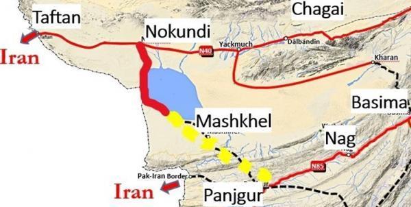 پاکستان: شروع احداث شبکه جاده ای برای بهبود دسترسی به ایران