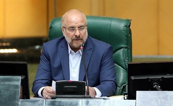 درگیری قالیباف و یک نماینده مجلس در صحن علنی مجلس!