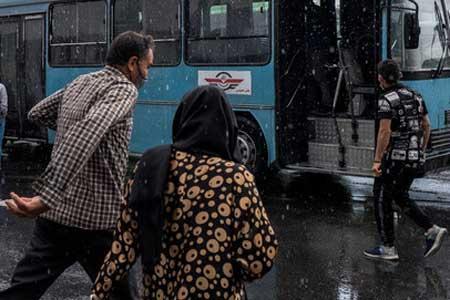 وقوع رگبار باران و رعد و برق در 15 استان