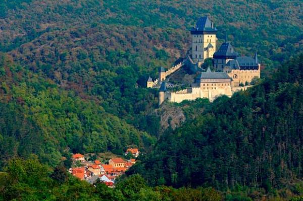 6 زیباترین قلعه های پراگ، جمهوری چک