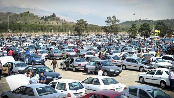 قیمت خودروهای کارکرده زیر 200 میلیون تومان