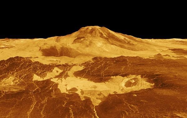 ترکیب شیمیایی عجیب جو سیاره زهره شاید نشانه حیات نباشد