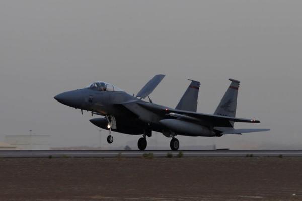 حمله هوایی آمریکا به نیروهای حشد الشعبی
