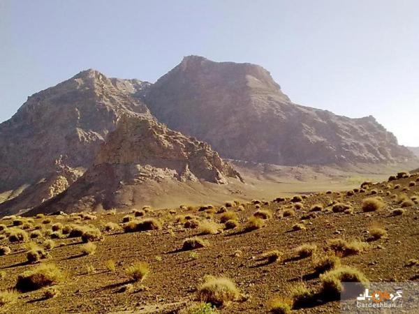آشنایی با غار ایوب در استان کرمان، تصاویر