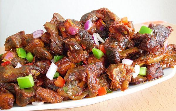 خوراک جگر مرغ؛ غذای لذیذ در گرانی بازار