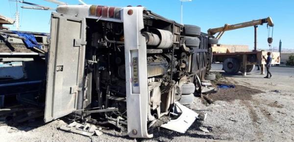 تصادف پژو و سمند، 2 کشته برجای گذاشت